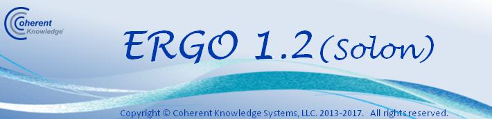 Ergo 1.2 release